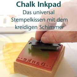 Chalk-Stempelkissen