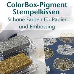 ColorBox Pigment Stempelkissen