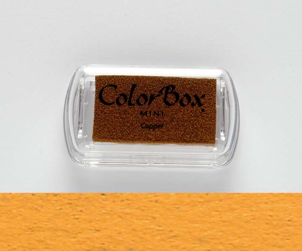 Mini ColorBox · Copper - Kupfer (deckend)