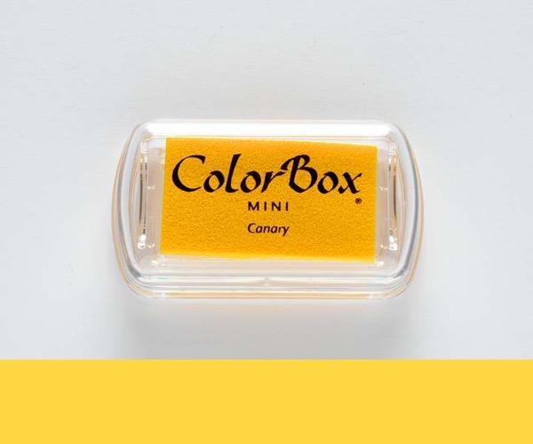 Mini ColorBox · Canary - Kanarienvogel