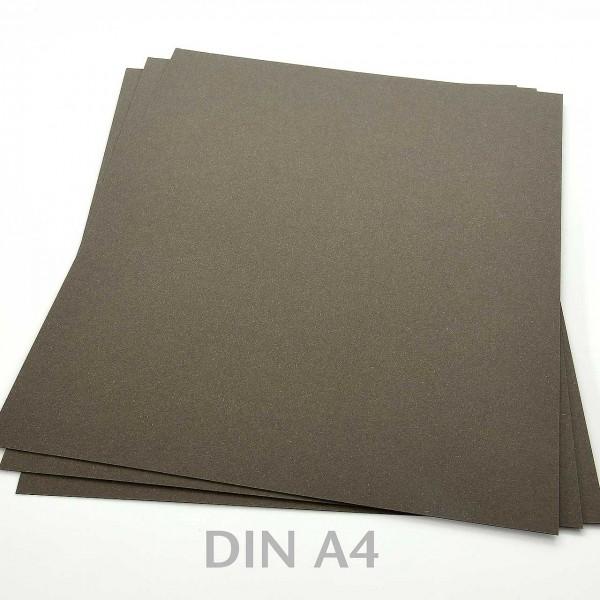 Amadeo Karten fast Schwarz DIN A4