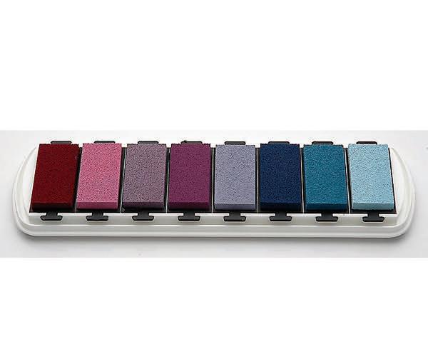 ColorBox Chalk - Kreide · 8 Farben - Blüten Pastell