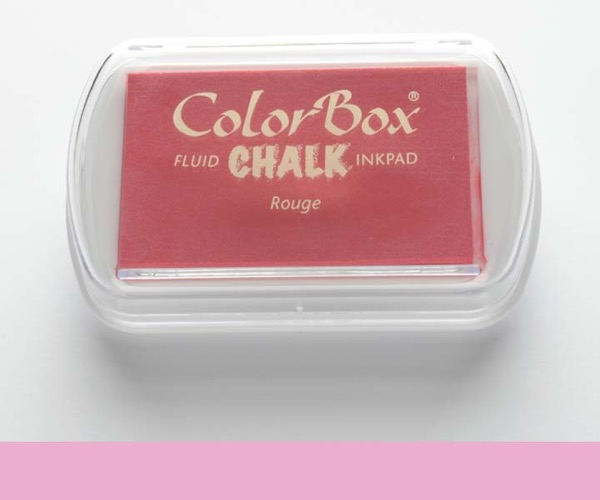 ColorBox Chalk · Rouge - Kreide Rouge