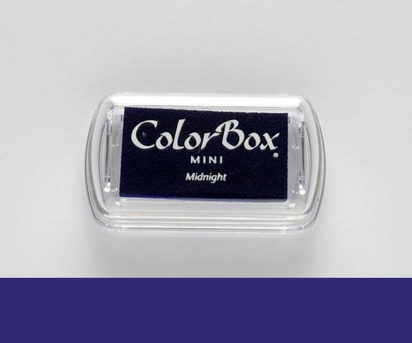 Mini ColorBox · Midnight - Nachtblau