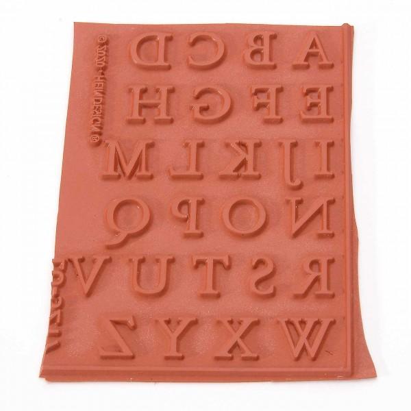 Gummitüte: Alphabet - Garamond