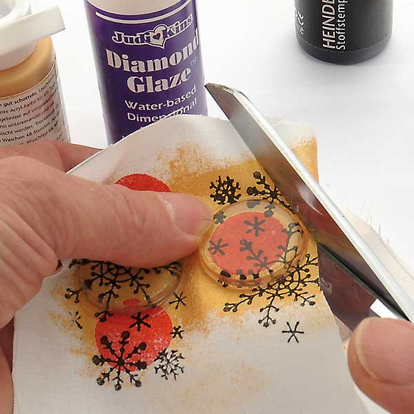 Judi-Kins Diamond Glaze + Mosaiksteinchen
