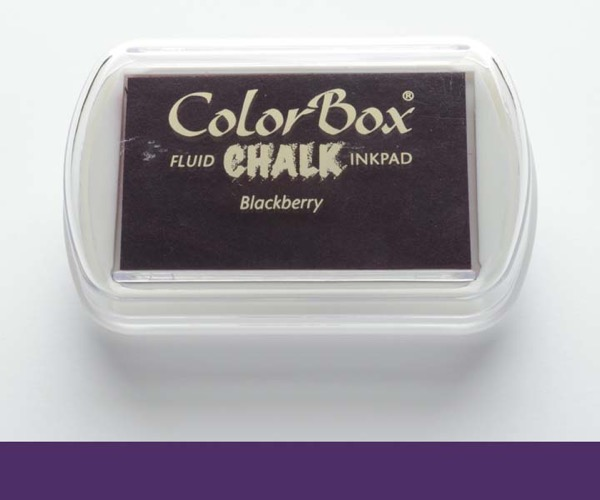 ColorBox Chalk · Blackberry - Kreide Brombeere