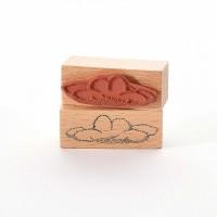Motivstempel Titel: kleine Wolke