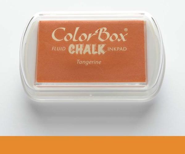 ColorBox Chalk · Tangerine - Kreide Mandarine