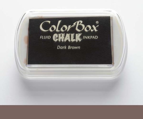 ColorBox Chalk · Dark Brown - Kreide Dunkelbraun