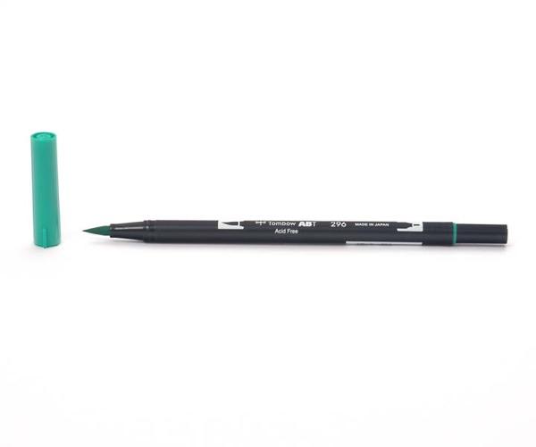 Tombow Dual Brush Pen - Pen Green - Grün