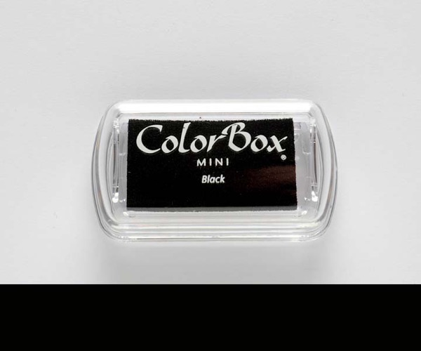 Mini ColorBox · Black - Schwarz