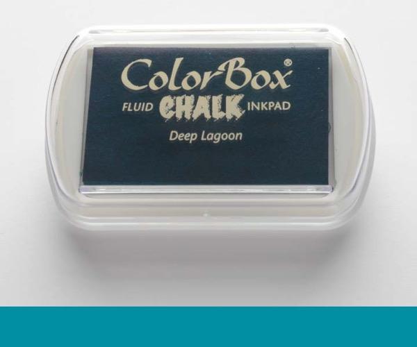 ColorBox Chalk Deep · Lagoon - Kreide Tiefe Lagune