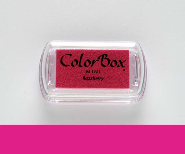 Mini ColorBox · Razzberry - Himbeere