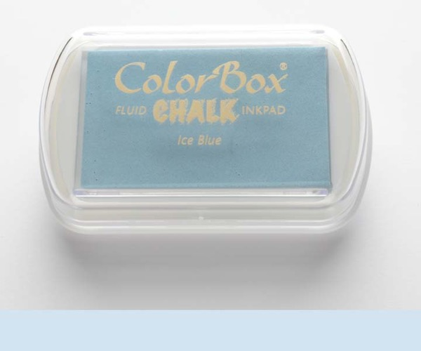 ColorBox Chalk · Ice Blue - Kreide Eisblau