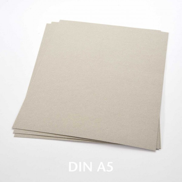 Amadeo Karten ziemlich Grau DIN A5