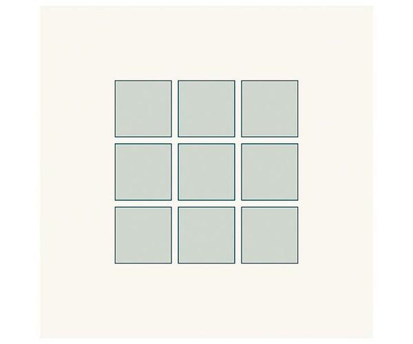 Grafische Schablonen - Neun Inchies