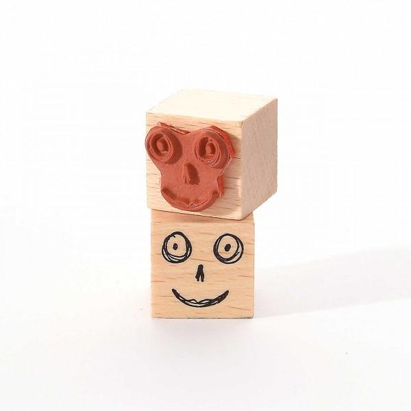 Motivstempel Titel: Nice Face