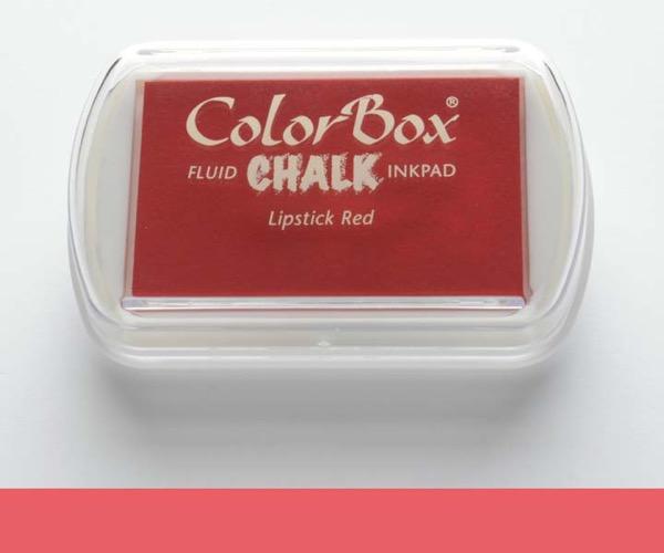 ColorBox Chalk · Lipstick Red - Kreide Lippenstift Rot