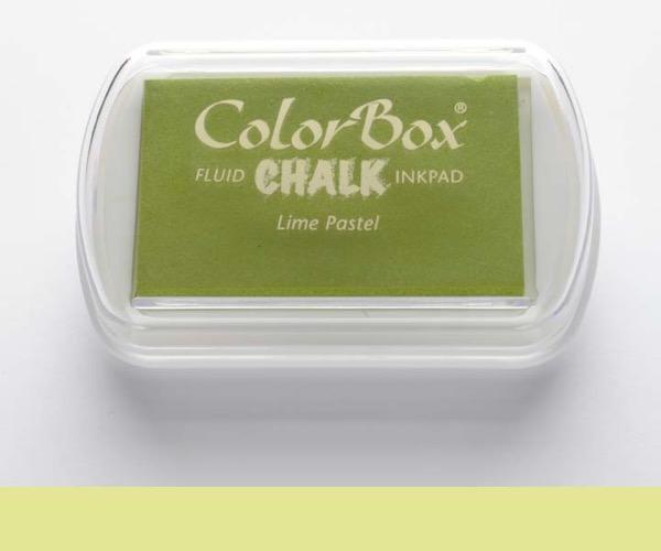 ColorBox Chalk · Lime Pastel - Kreide Pastell Limone