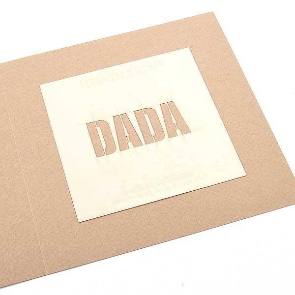 Grafische Schablonen - DADA