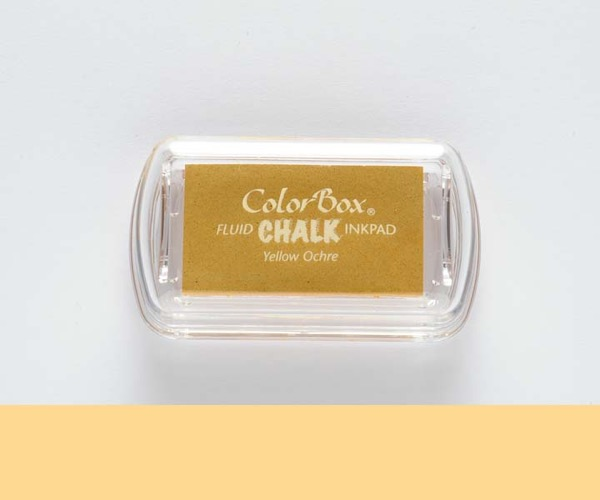 MINI-Chalk Yellow Ochre - Gelbocker