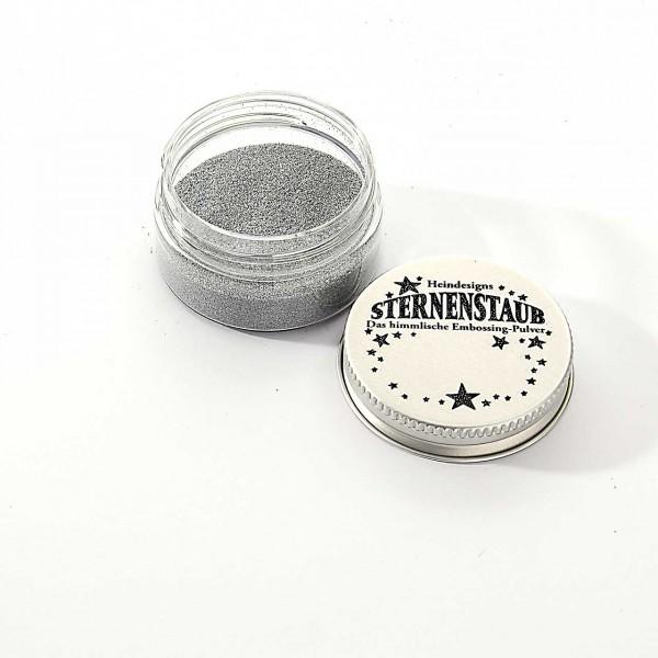 Sternenstaub Perlmut Silber