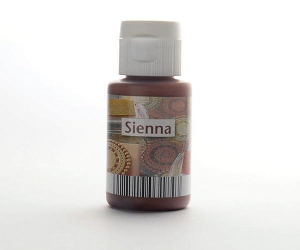 Acryl zum Stempeln · Sienna