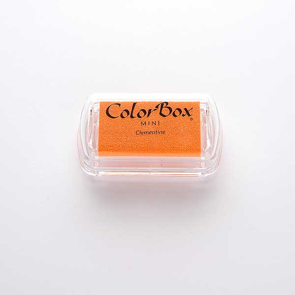 Mini ColorBox · Clementine - Clementine (Orange hell)