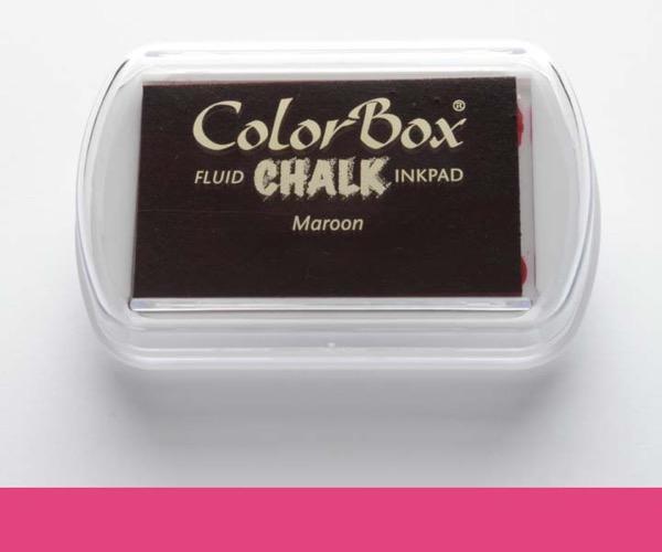 ColorBox Chalk · Marone - Kreide Marone
