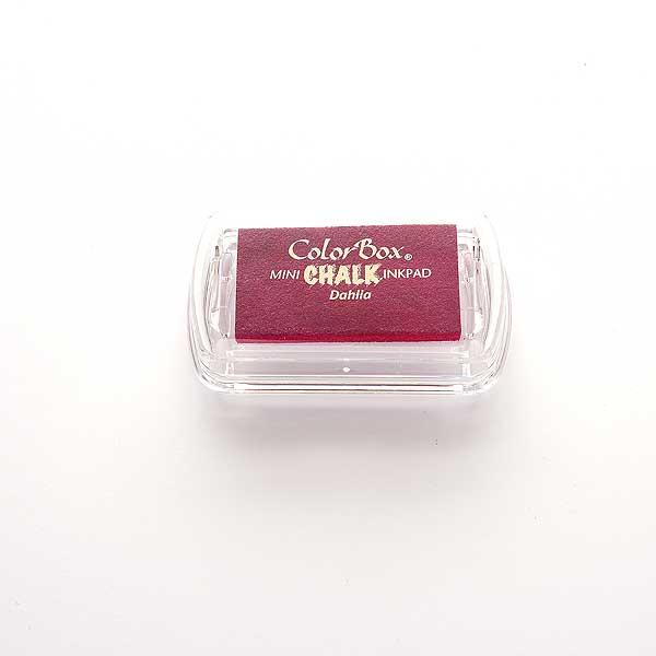 Mini-Chalk · Dahlia - Kreide Dahlie
