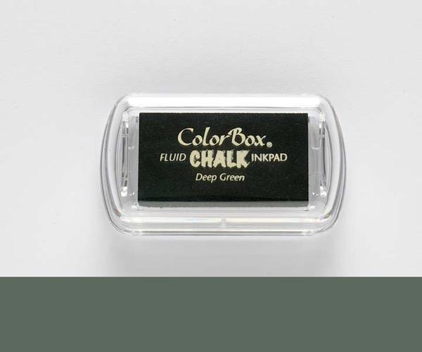 MINI-Chalk Deep Green - Dunkelgrün