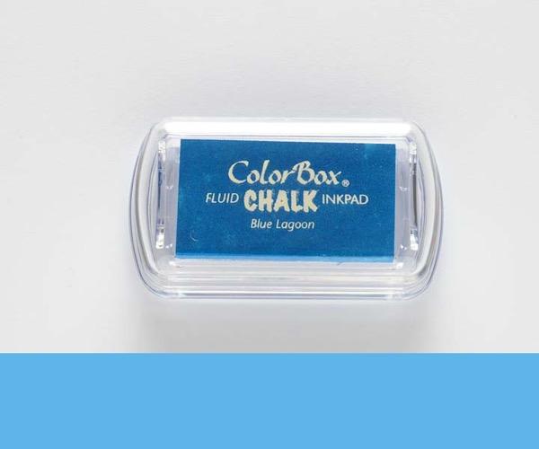 MINI-Chalk Blue Lagoon - Blaue Lagune