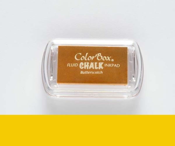 MINI-Chalk Butterscotch - Butterkaramell