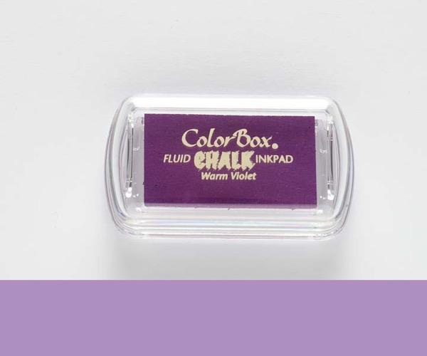 MINI-Chalk Warm Violett - Warmes Violett