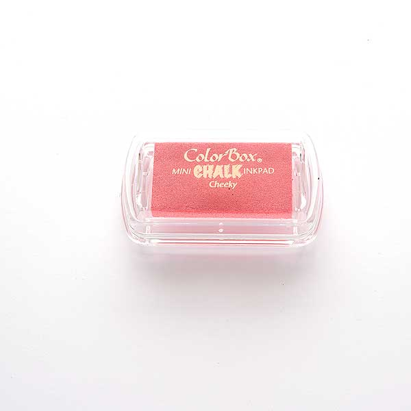 Mini-Chalk · Cheeky - Kreide freches Rosa