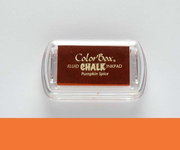 MINI-Chalk Pumpkin Spice - Kürbis