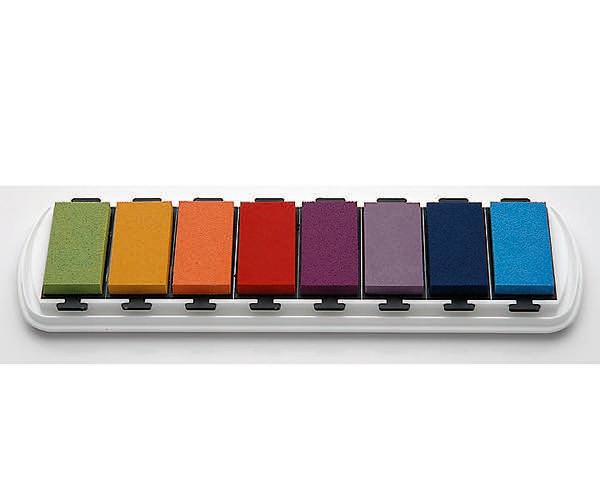 ColorBox Chalk - Kreide · 8 Farben - Kunterbunt Pastell
