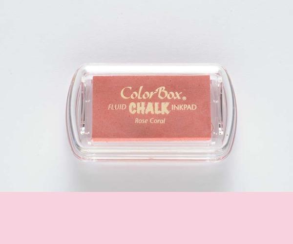 MINI-Chalk Rose Carol - Zart-Koralle