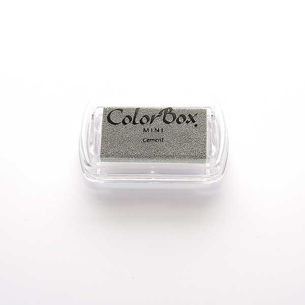 Mini ColorBox · Cement - Zementgrau