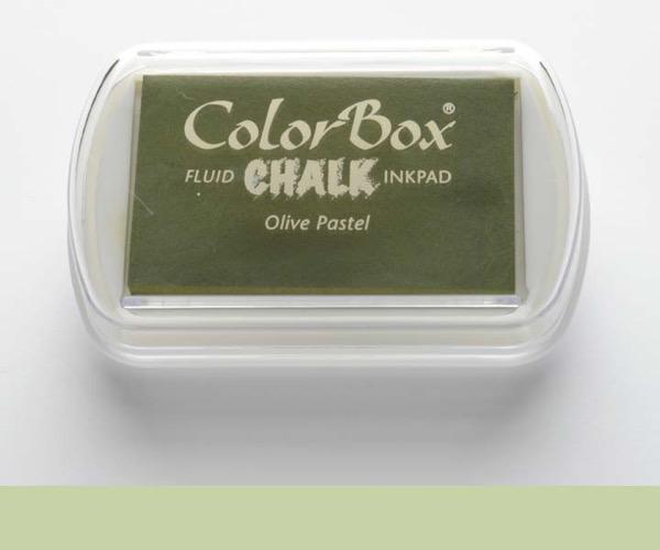 ColorBox Chalk · Olive Pastell - Kreide Hell Olivegrün