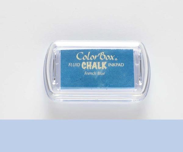 MINI-Chalk French Blue - Französich Blau