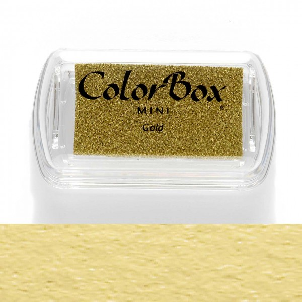 Mini ColorBox · Gold - Gold (deckend)