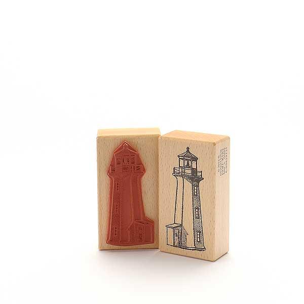 Motivstempel Titel: Leuchtturm