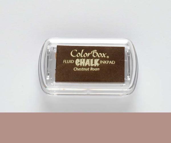 MINI-Chalk Chestnut Roan - Kastanie