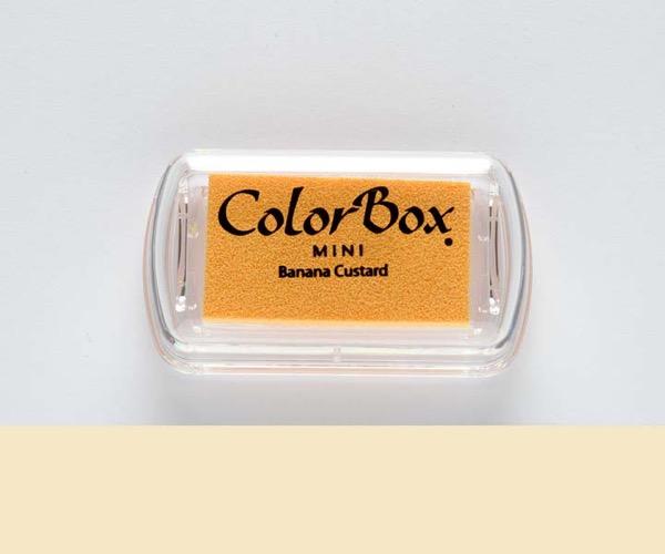 Mini ColorBox · Banana Custard - Banane