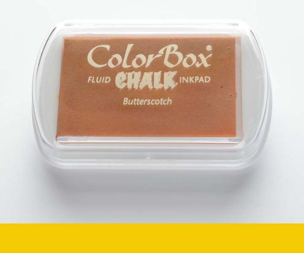 ColorBox Chalk · Butterscotch - Kreide Butterkaramell