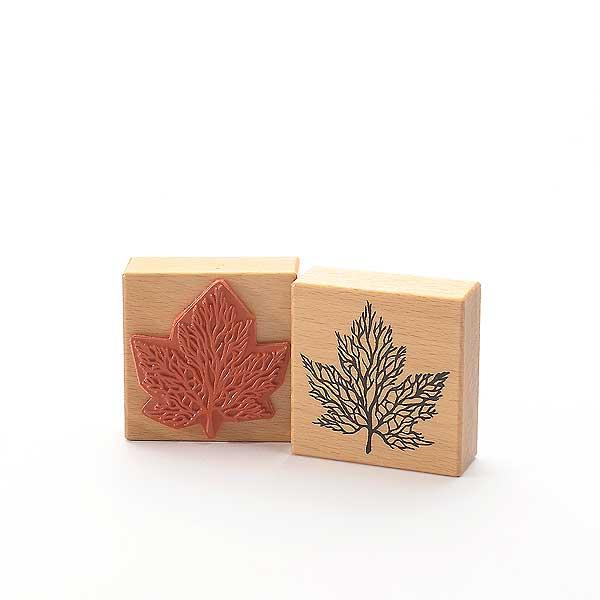 Motivstempel Titel: Baum oder Blatt