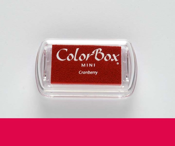 Mini ColorBox · Cranberry - Preiselbeere