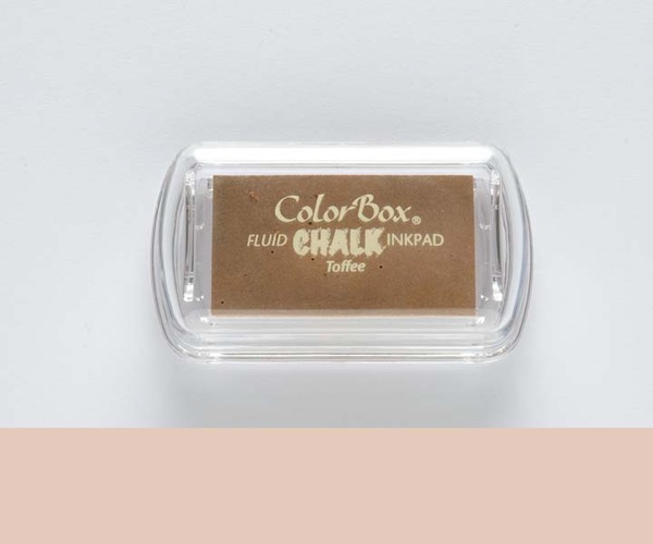 MINI-Chalk Toffee - Karamell